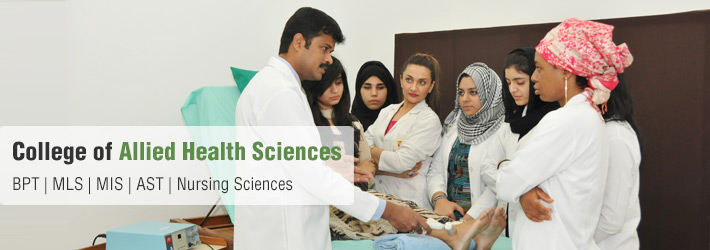 College of Allied Health Sciences